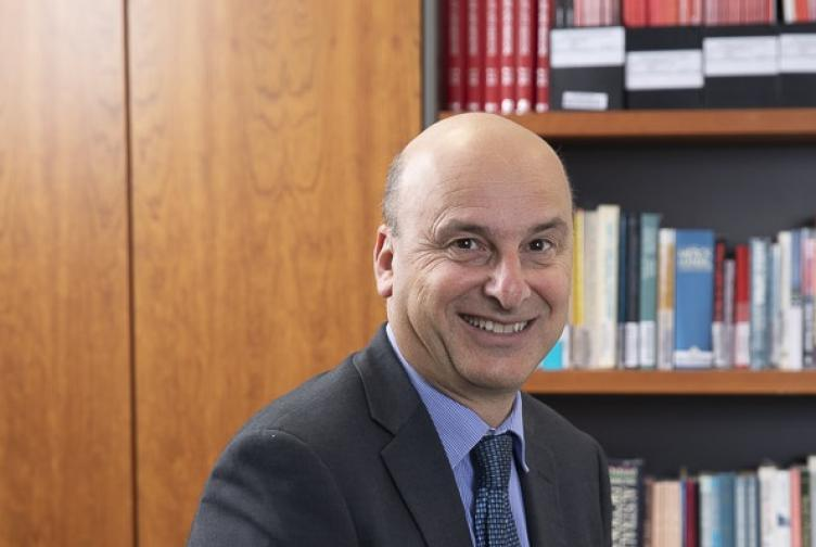 Photo of Dr John Sammut, President of the Medical Council of NSW